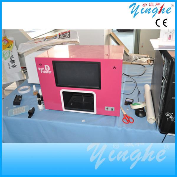 Automatic Nail Art Painting Machine Diy Nail Printer - Buy Diy Nail ...