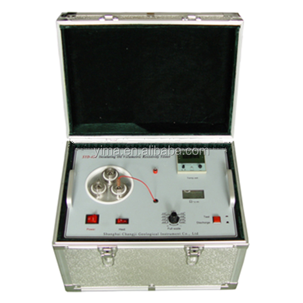 SYD-421 Insulating Oils Volumetric Resistivity Tester