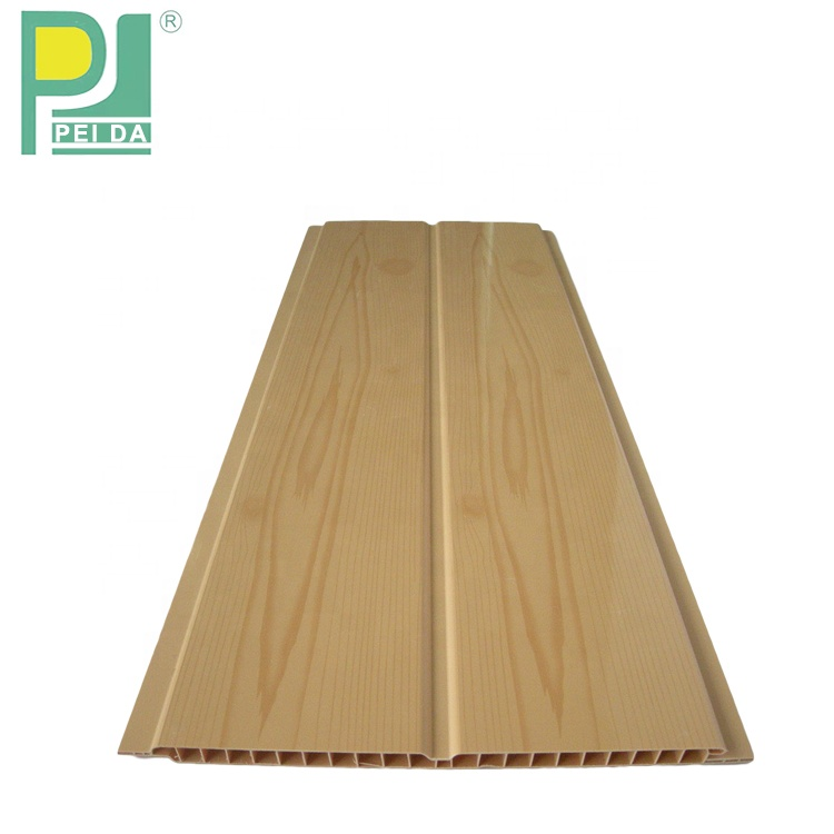 Holz-design pvc wandpaneel