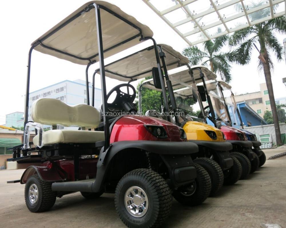 2016 meilleur vente multifonction lectrique buggy voiturette de golf 4 places afforable prix. Black Bedroom Furniture Sets. Home Design Ideas
