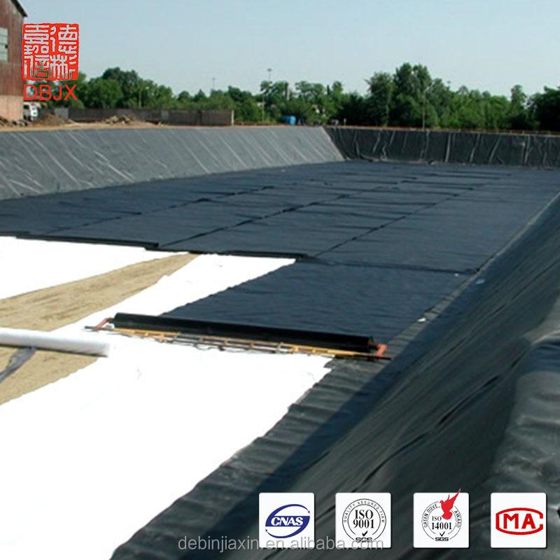 Membrana de impermeabilizaci n y estanque liner for Plastico para lagunas artificiales