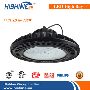 Wholesale economic ufo led high bay light 150W with meanwell ...