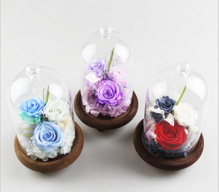 Decorative Flowers & Wreaths Type And All Occassion Immortal Rose ...