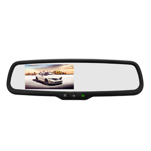 4.3'' TFT Mirror Monitor with bracket