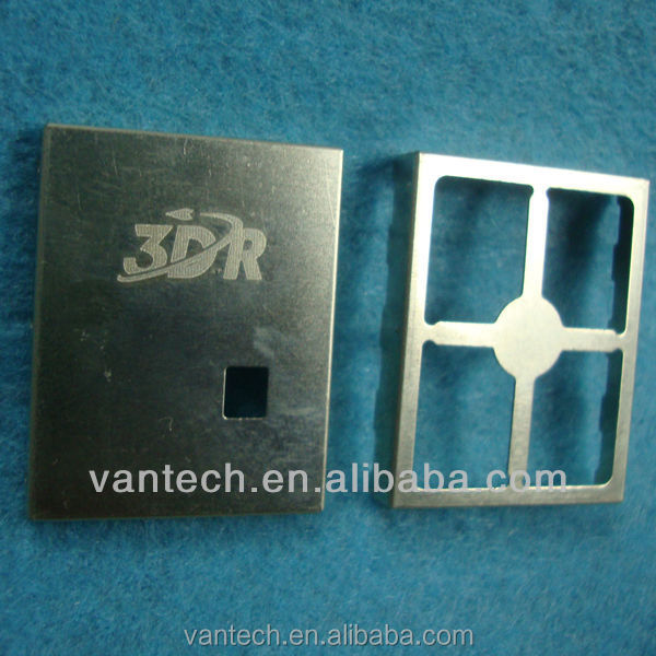 factory long term provide precision metal hardware stamping shielding case for GPS system