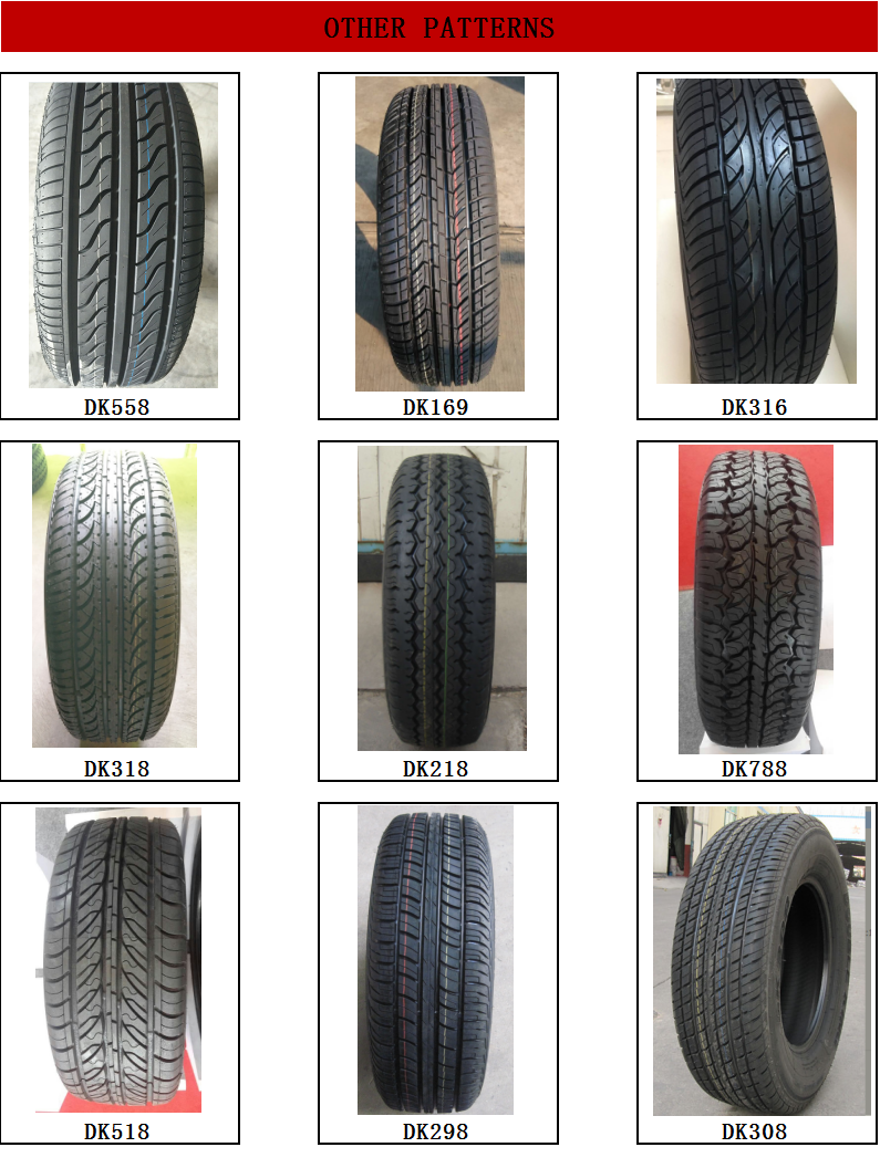 Chinese Good Prices Commercial Van Tyres 195/70R15C