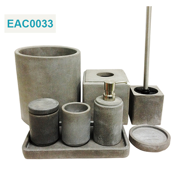 Cement Concrete Cheap Bathroom Sets Bathroom Accessory Set Buy - Cheap bathroom accessory sets
