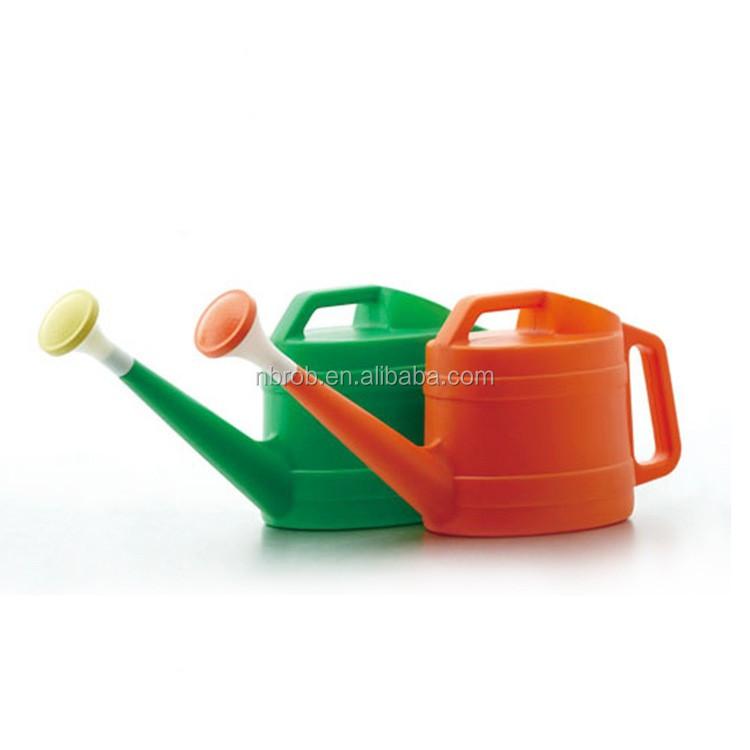 Detachable Long Spout Watering Pot Garden Essentials Plastic Can