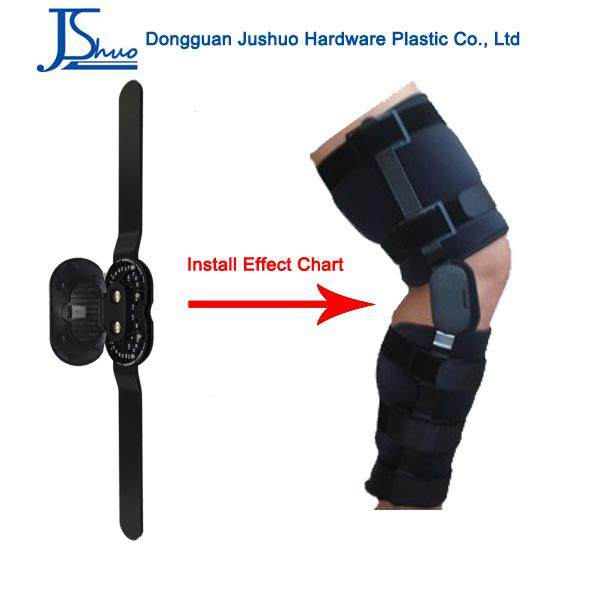 rom hinged adjustable knee brace and orthopedic products knee
