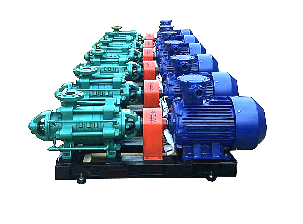 Flow 155m3/h  Head270m Centrifugal pump Horizontal multistage pump Multistage centrifugal pump High head High pressure