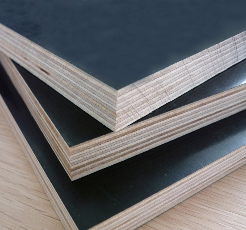 BQ brand Film Faced Plywood 18MM (BROWN) from FUSHI WOOD