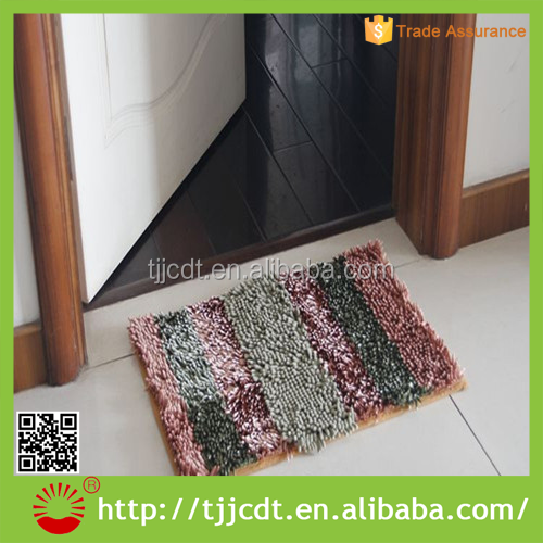 polyester microfiber high quality Chinese door mat