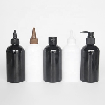 Wholesale Fancy Small Plastic Pump Containers Cosmetic Lotion Bottles For Skin Scare Oil Packaging