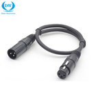 XLR Audio Cable Connector MIC Microphone professional audio speaker