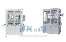 Hot selling machine grade semi automatic glass bottle filling machine with high quality