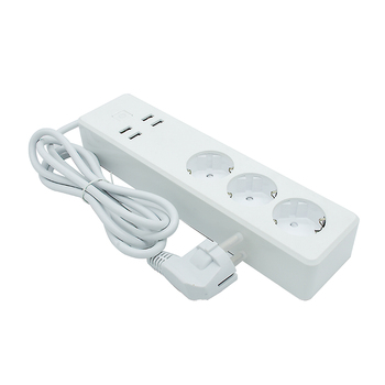 alibaba hot selling smart usb wifi power strip socket with app control