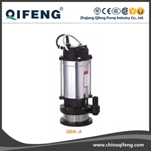 QDX15-15-1.1 Stainless steel electric submersible pump with float