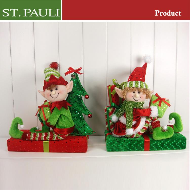 Elf Decorations Christmas