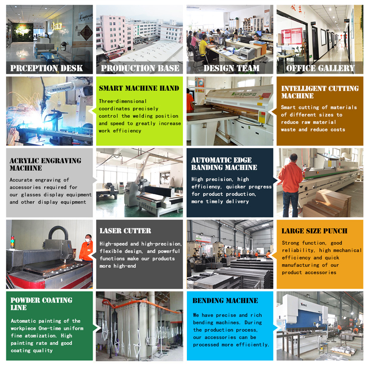 Floorboard Ceramic Tile Display Rack For Building Materials Store Stone Display