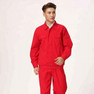 safety protective work proof breathable coverall suit uniform for workman