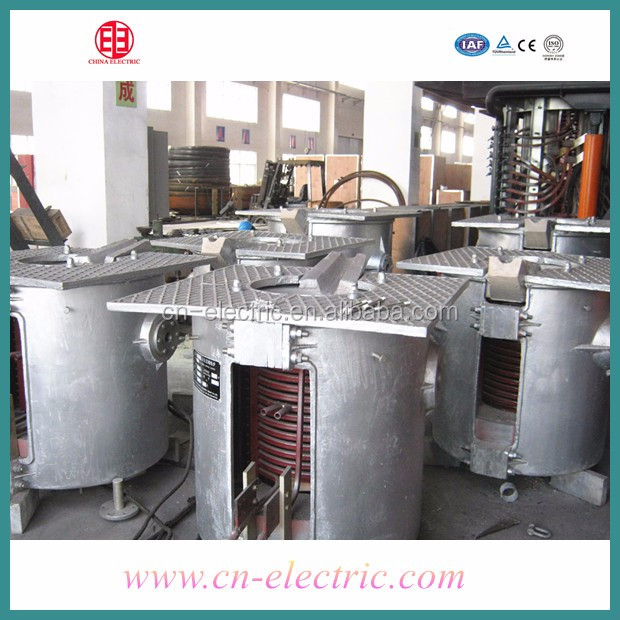 Aluminum iron melting furnace electric smelter for sale