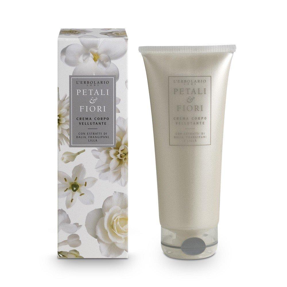 Petali & Fiori (Petals & Flowers) Perfumed Body Cream by L'Erbolario Lodi