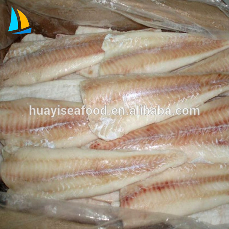 china supplier Frozen HACCP ISO Pacific Hake Fillet Price