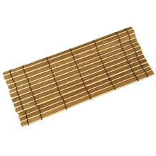 Bamboo pad rectángulo tabla placemat