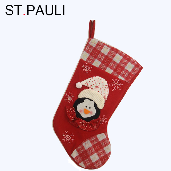 18inch animated penguin pattern bulk christmas stockings for decoration buy bulk christmas stockingsanimated christmas stockingchristmas stockings