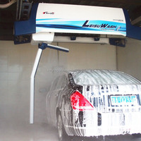 2015 new type non-touch one arm best automatic car wash, automatic touch less