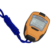 Waterbestendig 100 ronden geheugen professionele sport <span class=keywords><strong>stopwatch</strong></span>