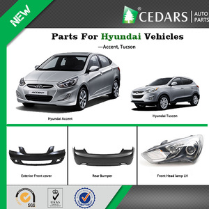 Body Parts for Korean Car with 12 Months Warranty