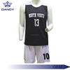 wholesales sublimation printing basketball jersey basketball uniform for man comfortable material basketball jersey