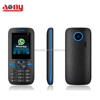 Hot sale bar type quad band 1.8 inch screen cheap feature mobile phone