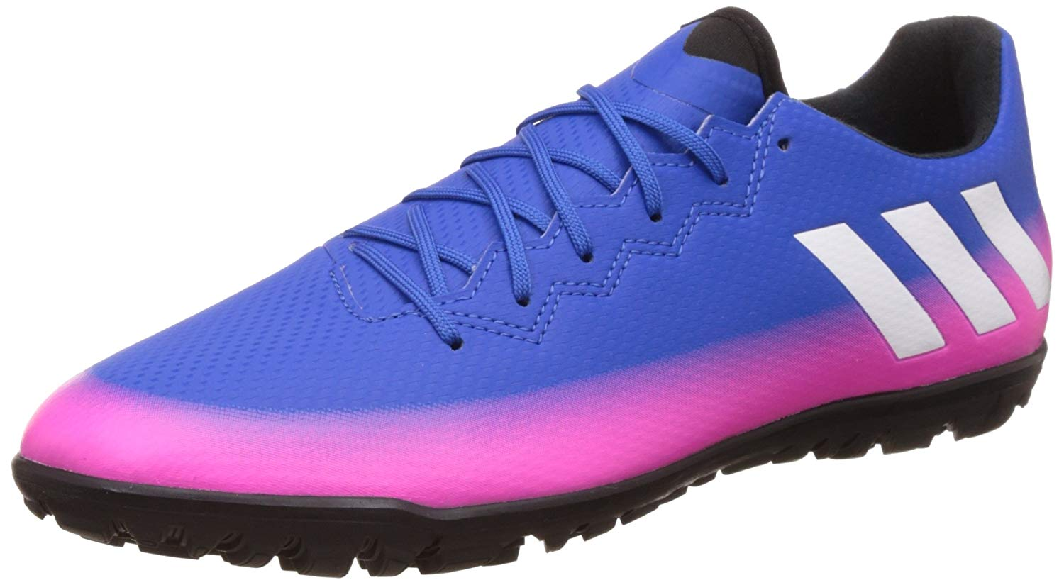 1363e5487bb2 Get Quotations · adidas Messi 16.3 TF Mens Astro Turf Soccer Sneakers/Boots