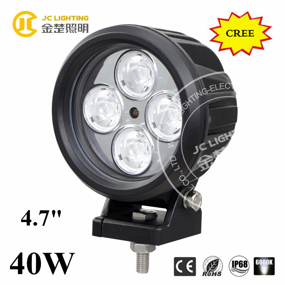 China Suppliers 40w Cree Led Driving Light For For Atv/used Car ...