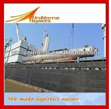 break bulk cargo shipping