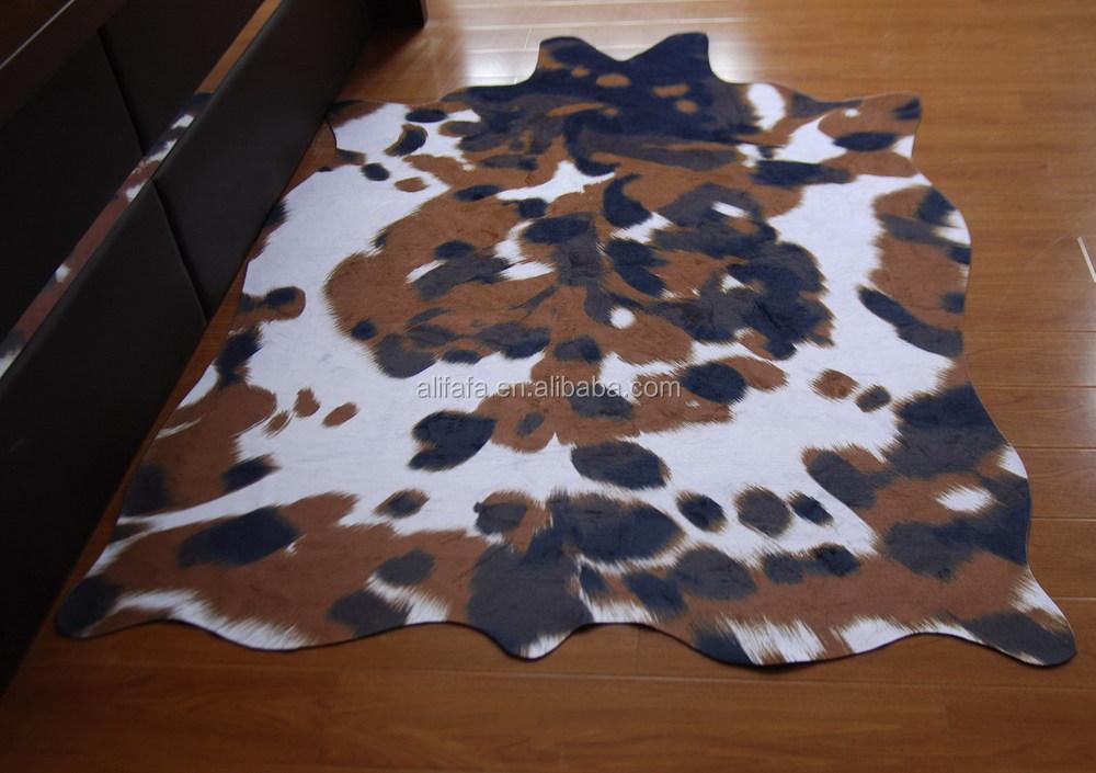 Pas Cher Imprime Faux Imprime Zebre Tapis En Peau De Vache Tapis Forme Buy Tapis Imprime Zebre Faux Tapis En Peau De Vache Tapis Pas Cher Product On