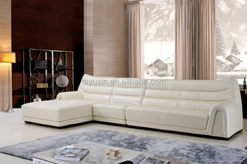 China Furniture Factory Supply Violino Leather Sofa And Kuka Leather