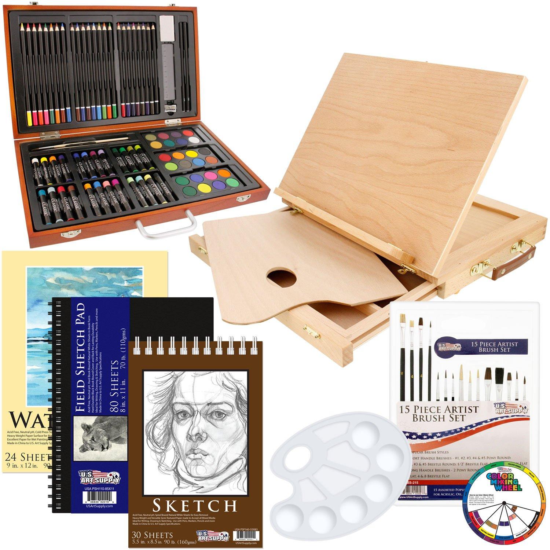 Buy Imaginarium Deluxe Wooden Art Easel Toys R Us