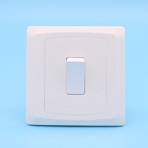 Window button wall electric socket one way one gang door bell switch