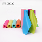 Latex Free Resistance Band TPE Exercise Band Promotional Fitness Band