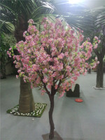 Landscaping artificial flower tree for wedding ,home , shopping mall