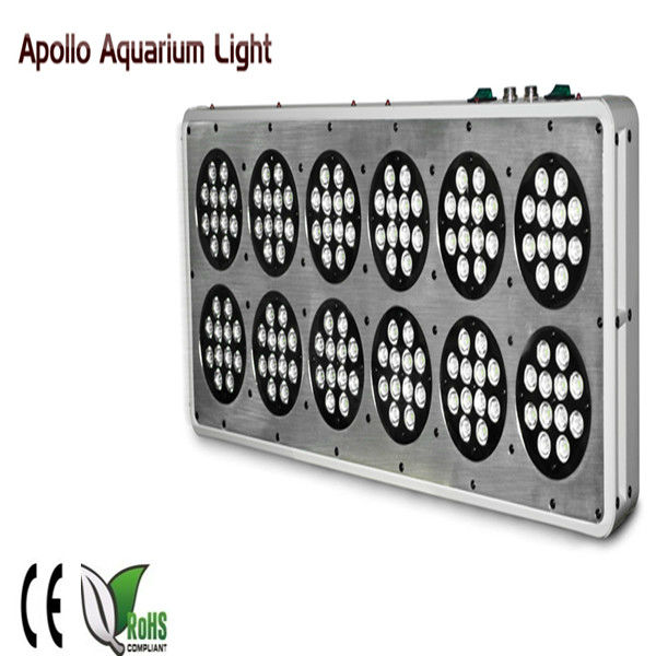 high power Apollo 12 led aquarium licht, aquarium led verlichting voor zoutwater