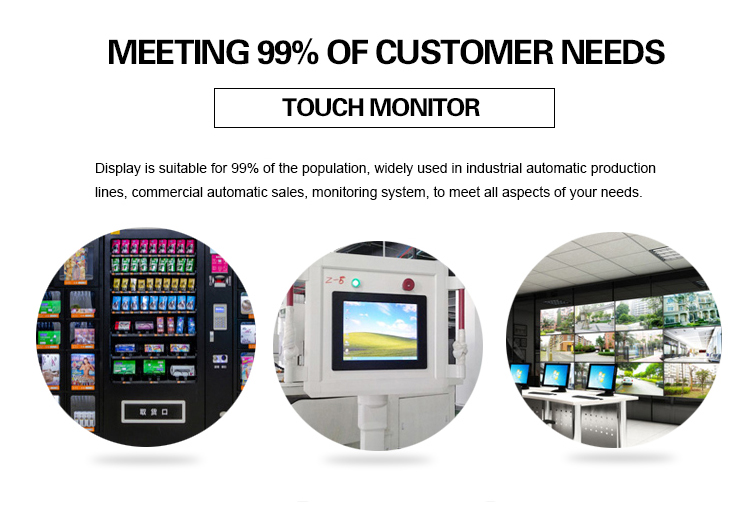 "15.6 ""LCD PCAP แบบ capacitive touch Optical Bonding โมดูล"