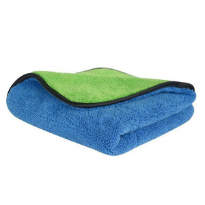 Super Thick Quick Drying Plush 1200GSM micro fiber towelJF68