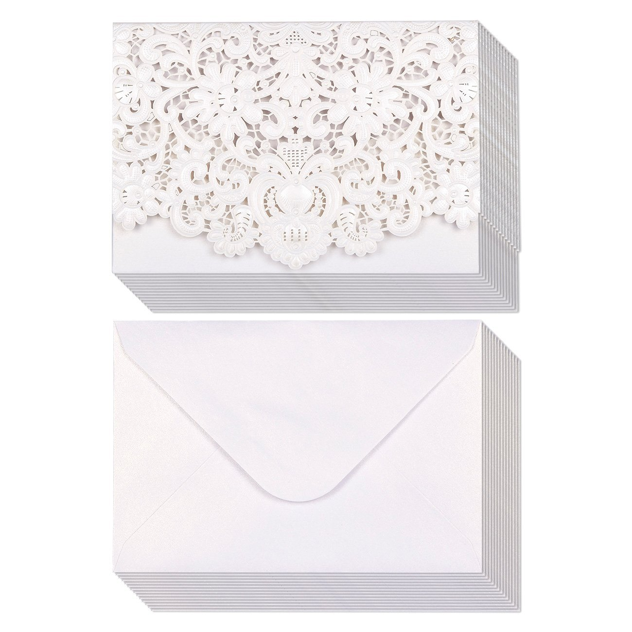 Cheap Blank Invitation Cards And Envelopes, find Blank Invitation ...
