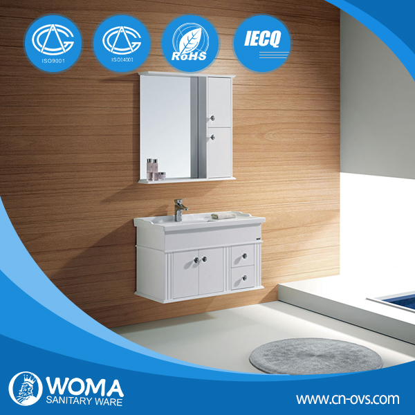 Waterproof Walll Mounted Bathroom Storage Cabinets