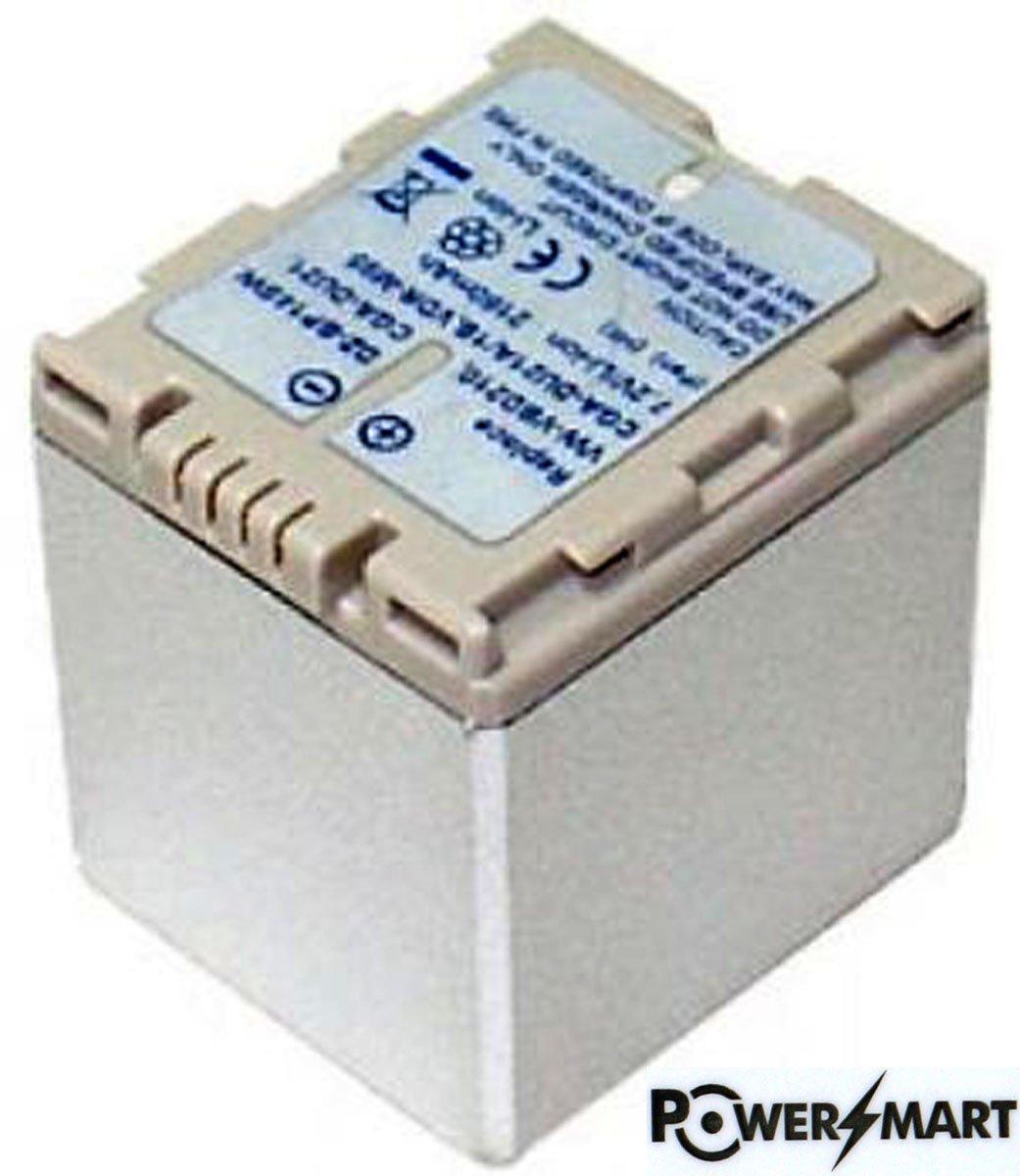 PowerSmart® 7.2V 2160mAh Li-ion Battery for PANASONIC NV-MX500A PV-GS120 PV-GS150 PV-GS180 PV-GS19 PV-GS200 PV-GS250 PV-GS29 PV-GS300 PV-GS31 PV-GS320 PV-GS33 PV-GS34 PV-GS35 PV-GS36 PV-GS39 PV-GS400 PV-GS50 PV-GS500 PV-GS50K PV-GS50S
