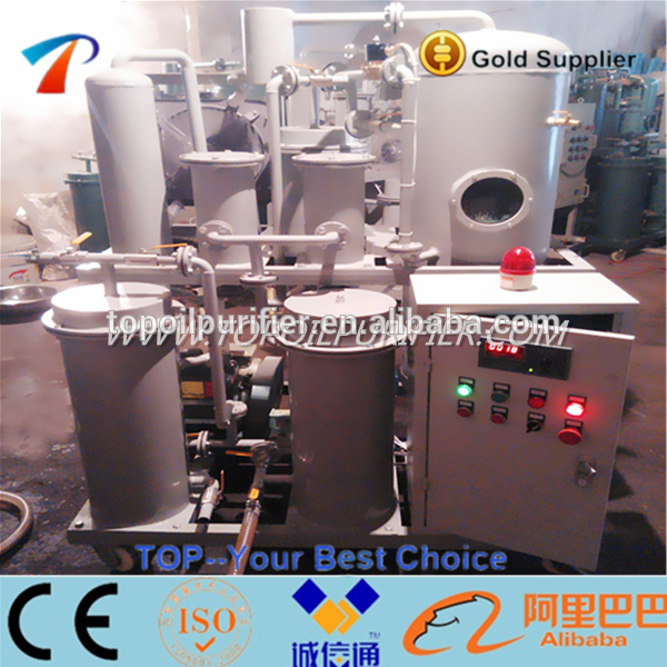Lubricant reprocessing system/TYA Waste lubrication recycler